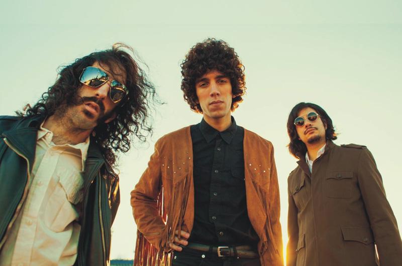 """Las Diferencias: """"Somos tres personas haciendo rock"""""""