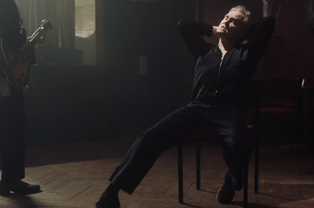 """""""Spent The Day In Bed"""", el nuevo video de Morrissey"""