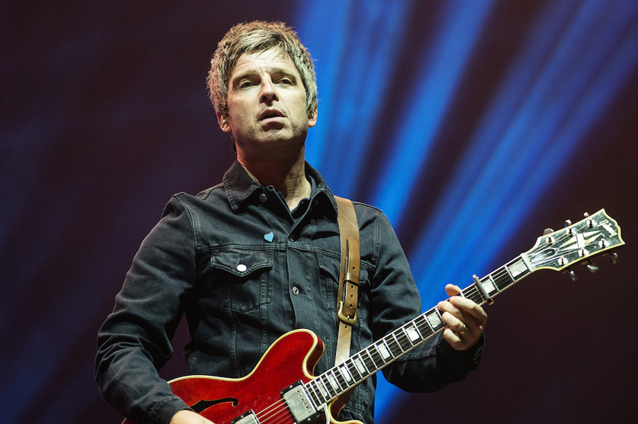 Top 5 videos: lo nuevo de Noel Gallagher