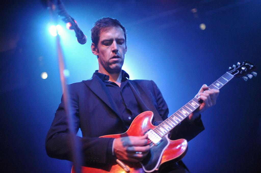 El guitarrista de Radiohead sacará su disco solista
