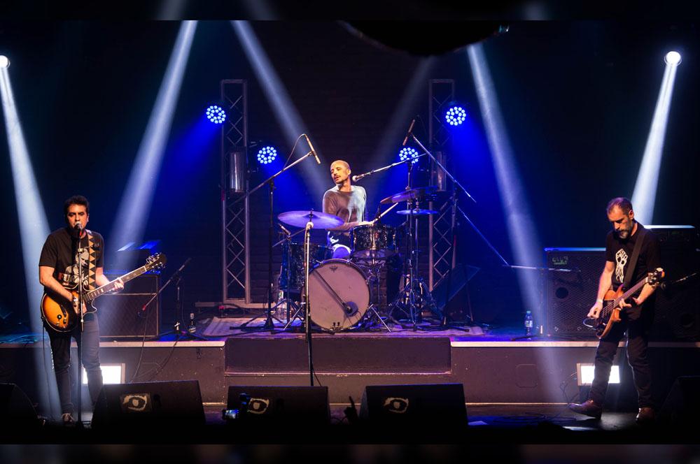 Acorazado Potemkin presentó su nuevo disco en Niceto