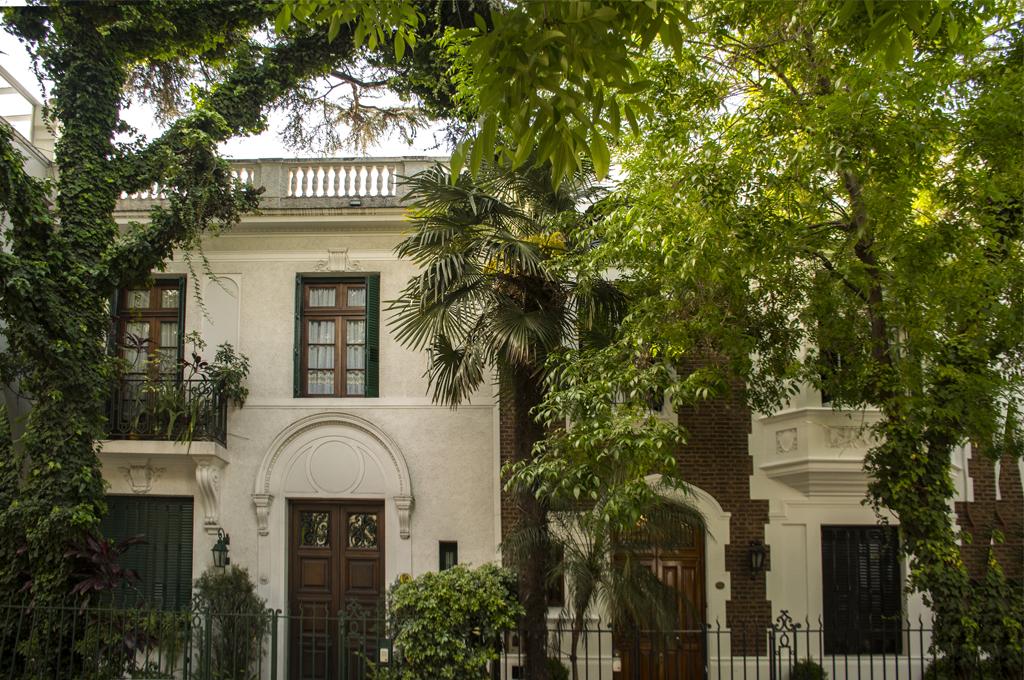 Recorridos: un barrio inglés en pleno Caballito