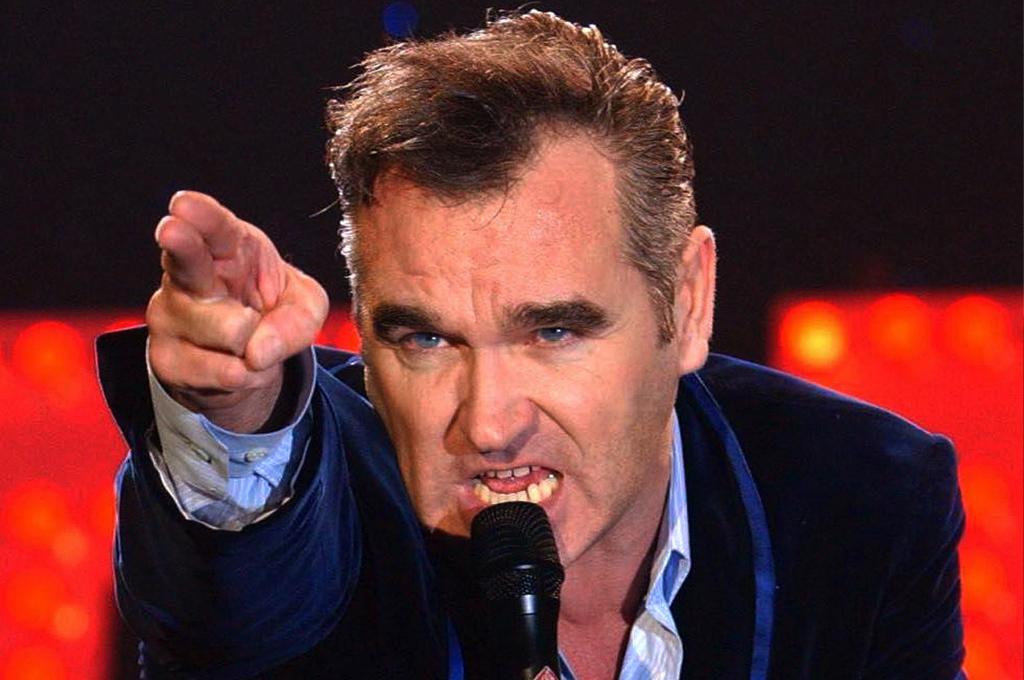 Morrissey no quiere dar más entrevistas a medios impresos
