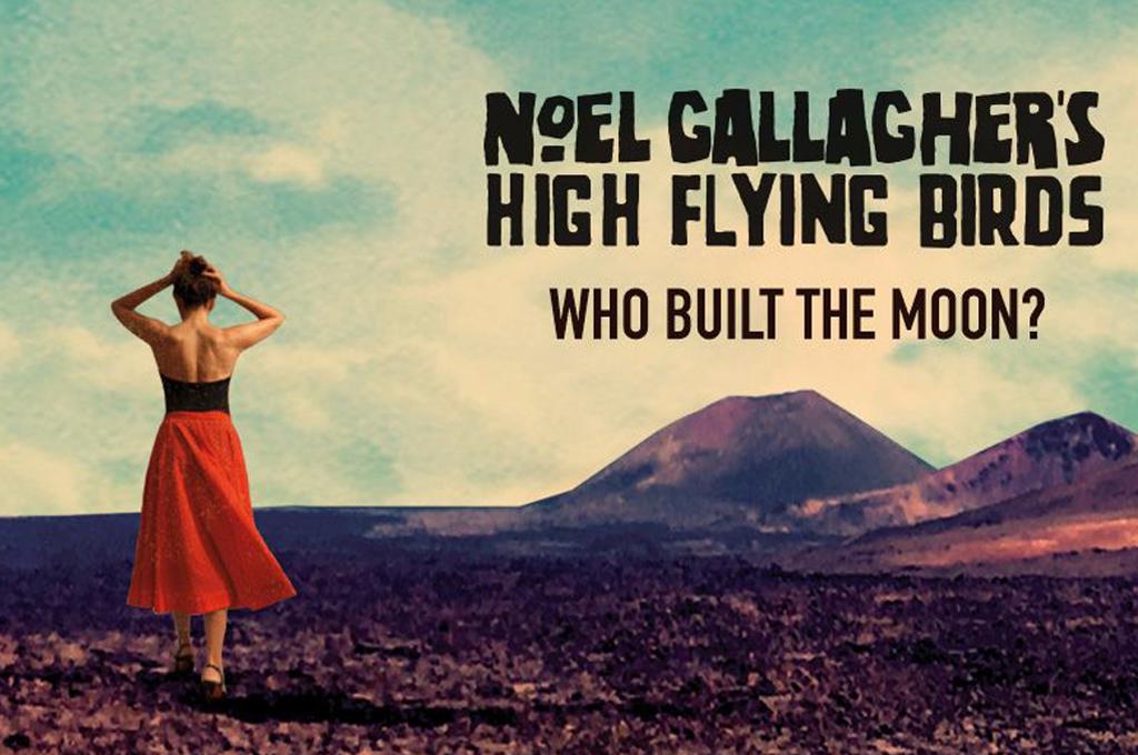 Reseña: Who Built The Moon, el tercero de Noel