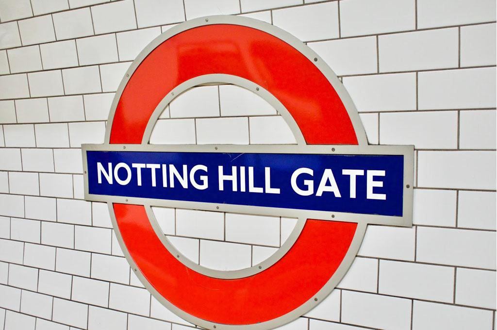 Notting Hill, el barrio de película
