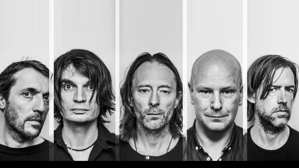 Radiohead tocará en Argentina en 2018