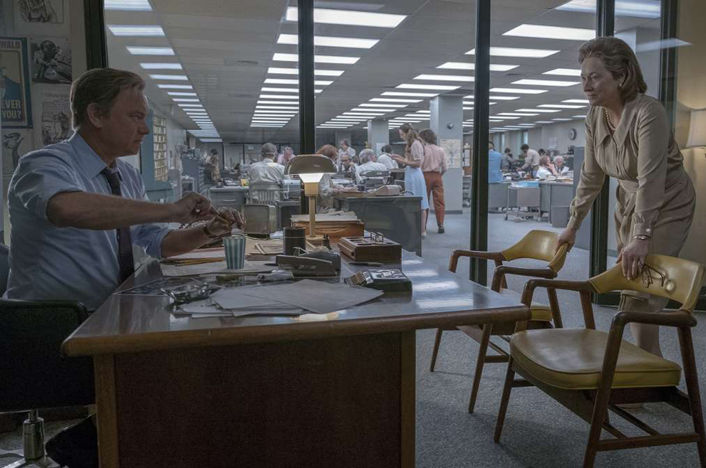 The Post, la gran vuelta de Steven Spielberg