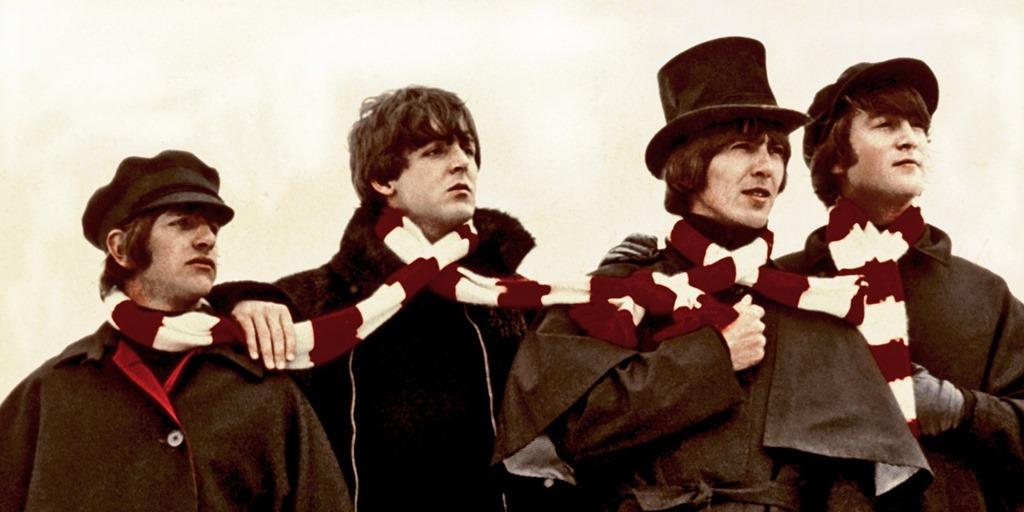 Consigue estar en mi vida: los Beatles de niño a padre