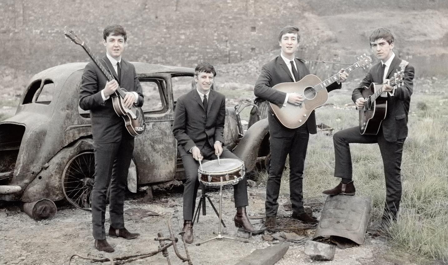 The Beatles: la banda que pintó al mundo de todos los colores