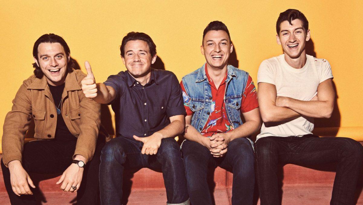 Arctic Monkeys anuncia 15 shows para este año