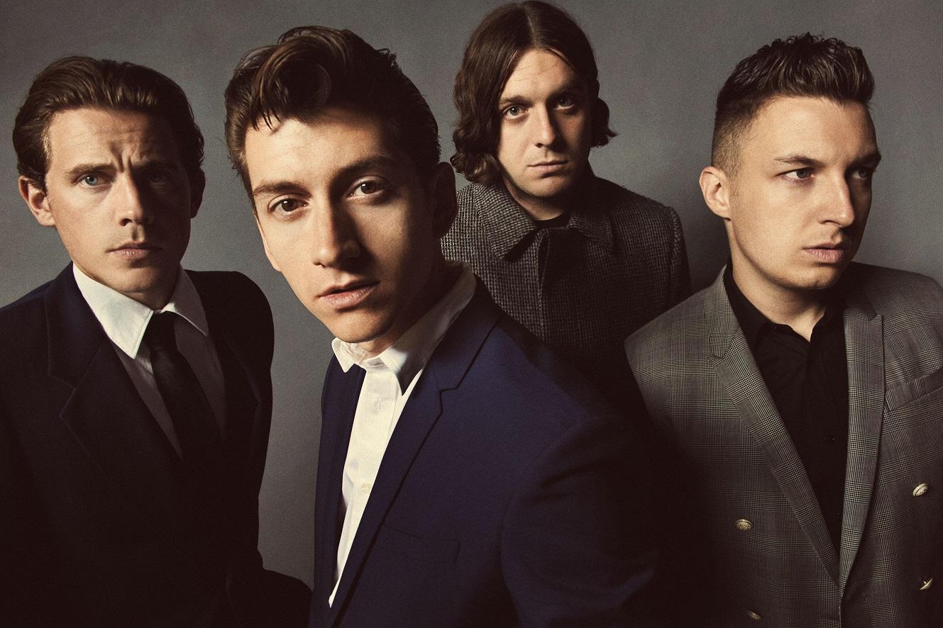Arctic Monkeys confirma la primera fecha del año