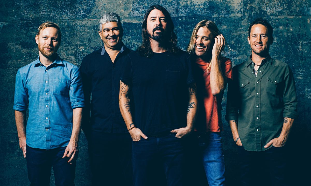 Foo Fighters debutará en los Brit Awards