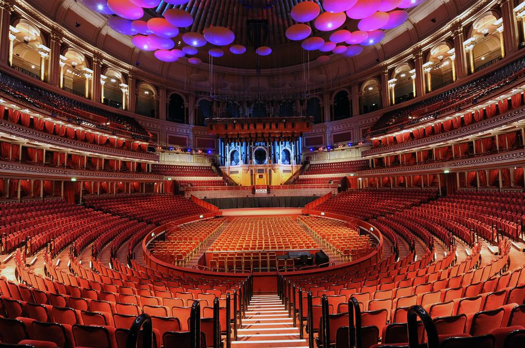 Royal Albert Hall: teoría acústica del aplauso