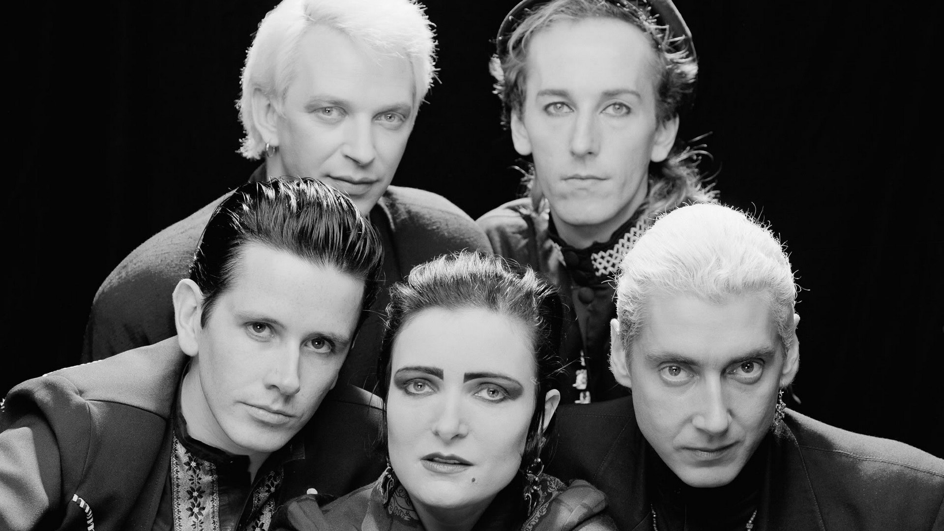 Siouxsie and the Banshees: Diosa de la mitología rockera