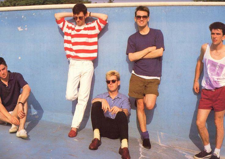 Tres Smiths tocarán juntos por el Reino Unido