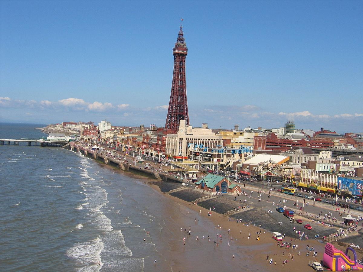 Rebellion Festival en Blackpool, Inglaterra