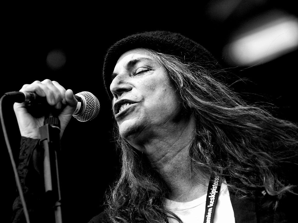 Fechas confirmadas para los shows gratuitos de Patti Smith en Buenos Aires
