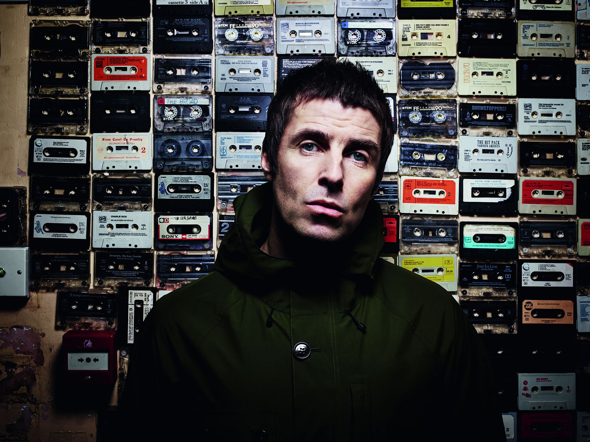 Liam Gallagher Credit: Rakin